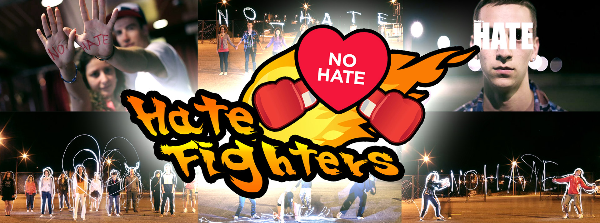 Hate Fighters